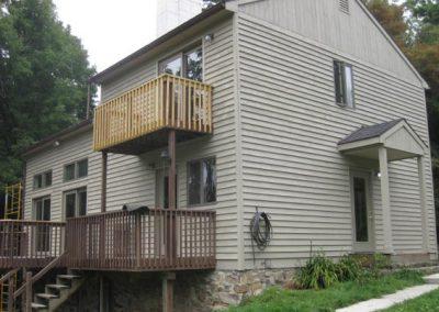 Cedar House After